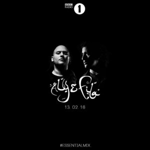 Aly and Fila hosts BBC Radio 1 Essential Mix on 13th of February 2016