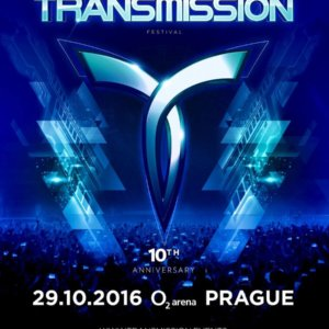 United Music Events presents Transmission Festival 2016 at O2 Arena, Prague, Czech Republic on 29th of October 2016