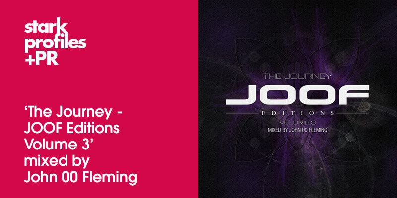 Various Artists presents The Journey - JOOF Editions 3 mixed by John 00 Fleming on JOOF Recordings banner