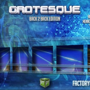 PT Events presents Grotesque Back 2 Back Reunion Party at Factory010, Rotterdam on 30th of September 2017