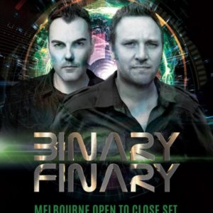 Trance Central presents Binary Finary at Brown Alley, Melbourne, Australia on 22nd of December 2017
